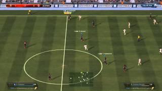 Ferdinand U10 bám biên solo tấn công!, fifa online 3, fo3, video fifa online 3