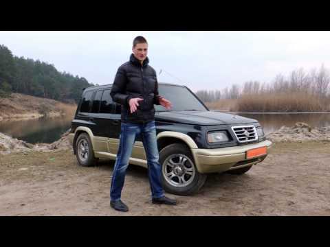 Suzuki vitara 1 поколения фотография