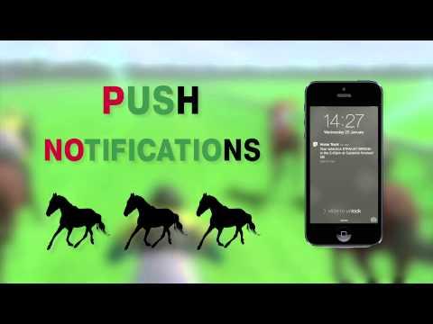 Video of Horse Tracker - Racing Bet App