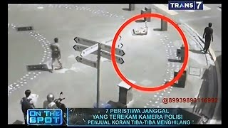Video On The Spot - 7 Peristiwa Janggal yang Terekam Kamera Polisi MP3, 3GP, MP4, WEBM, AVI, FLV Agustus 2017