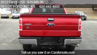 2012 Ford F-150  for sale in Arkansas City, KS 67005 at the