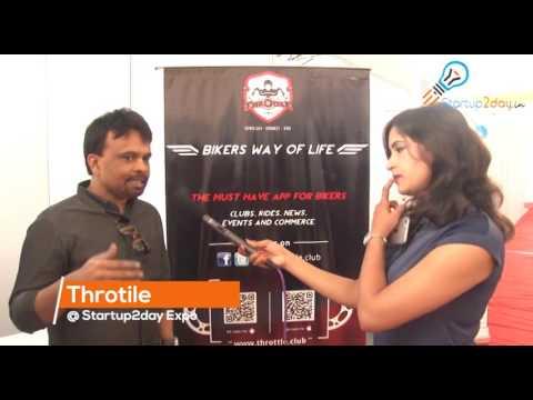 Throtile(srini) with startup2day