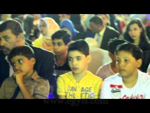 لقاء مع ابناء محامين جنوب القاهرة خلال حفل تكريم المتفوقين