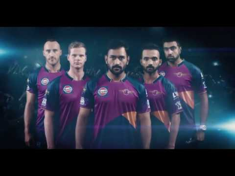 Video Rising Pune Supergiant promo Song  IPL 2017 download in MP3, 3GP, MP4, WEBM, AVI, FLV January 2017
