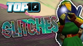 Top 10 Glitches by ScrewAttack