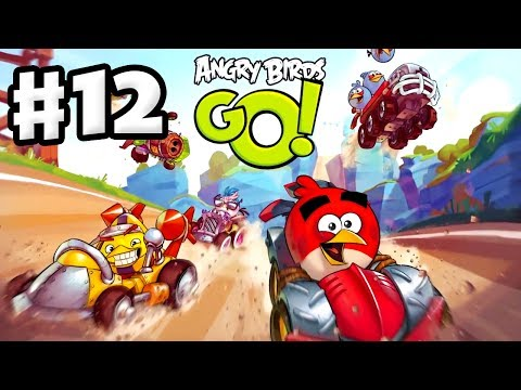 angry - Thanks for every Like and Favorite! They really help! Angry Birds Go Gameplay Part 12 contains some 3 star completions and Angry Birds hints for the Rocky Ro...