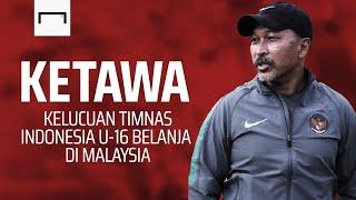 Video KETAWA! Kelucuan Timnas Indonesia U-16 Belanja Di Malaysia MP3, 3GP, MP4, WEBM, AVI, FLV Desember 2018