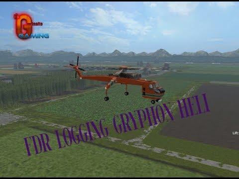 FDR LOGGING GRYPHON HELI V12 V1