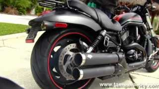 4. Used 2011 Harley-Davidson VRSCDX Night Rod Special with Vance & Hines Exhaust