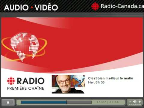 Dandurand Cinquième à Radio-Canada