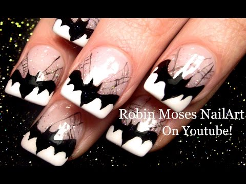 nail art - stile halloween
