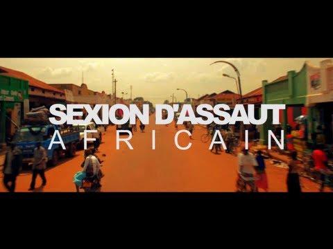Tekst piosenki Sexion d'assaut - Africain po polsku
