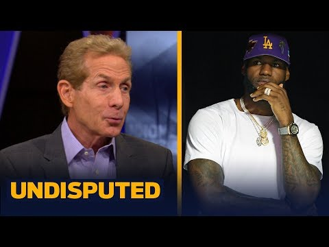 LeBron won't win another title since Kawhi didn't join him — Skip Bayless | NBA | UNDISPUTED