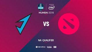 J.Storm vs  Flying Penguins, ESL One Mumbai NA Quals, bo3, game 1 [Maelstorm & Inmate]