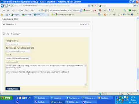 SEO Sheffield Tips. Posting links on the internet for backlinks