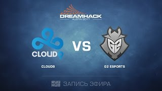 C9 vs G2, game 1
