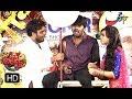 Sudigaali Sudheer Performance | Extra Jabardasth | 19th January 2018   | ETV Telugu