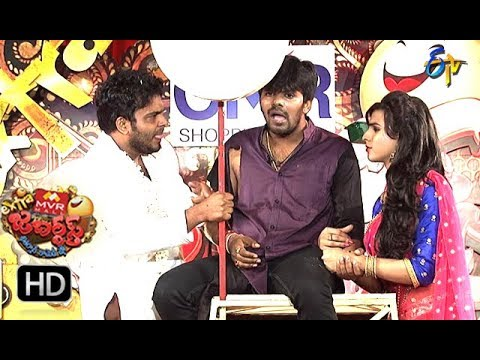 Sudigaali Sudheer Performance | Extra Jabardasth | 19th January 2018   | ETV Telugu