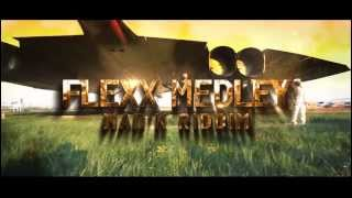 FLEXX MEDLEY - (Politik Nai, Danthology, Missié Kako, Panik-J) - KD PROD JUIN 2013