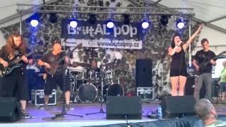 Video OBSCURO CORVUS - SKRZE MRAČNA (live BrutAL pOp)