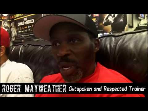Roger Mayweather on Emanuel Steward, life after Floyd's retirement, winning his 1st title, and more