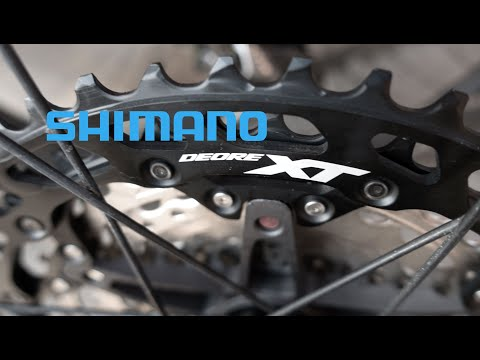 Shimano XT 12 speed Cassette 10-51T - Quick Check, Installation