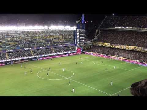 Boca Talleres 2017 / Yo soy de Boca desde la cuna - La 12 - Boca Juniors