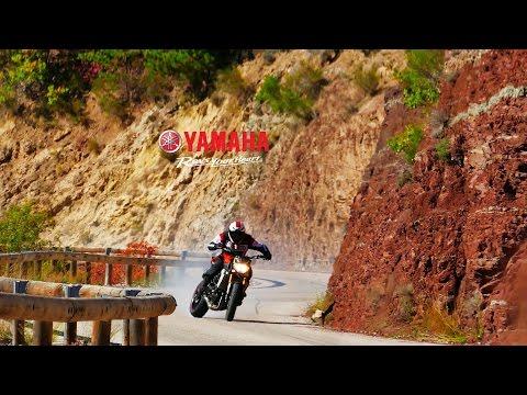 Motorbike Drifting – Yamaha – Duke Acrobatie (4K)