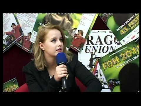 FOH 2011 Rozhovor - Dagmar Křížová