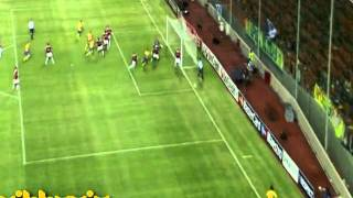 APOEL Vs WISLA (3-1) highlights - qualifying game to Champions league group stages 2012 - YouTube