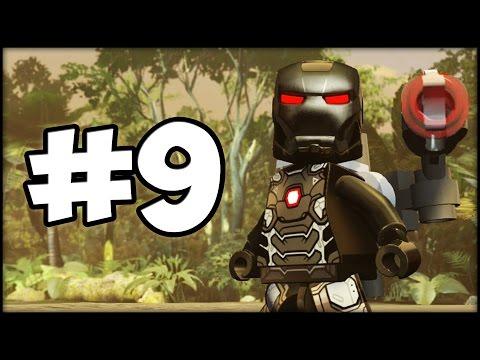 LEGO MARVEL AVENGERS - LBA - Episode 9 : Team Cap vs. Team Iron Man!