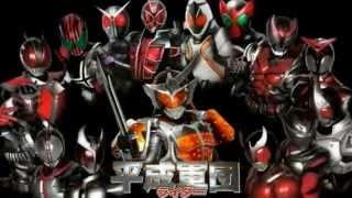 ตัวอย่าง Heisei Riders Vs Showa Riders: Kamen Rider Wars feat. Super Sentai (พากย์ไทย)