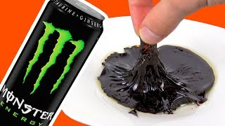 Вы никогда не будете пить MONSTER Energy снова после этого видео