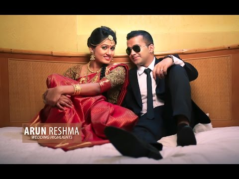 A Beautiful Christian Wedding Arun+Reshma-by Framehunt