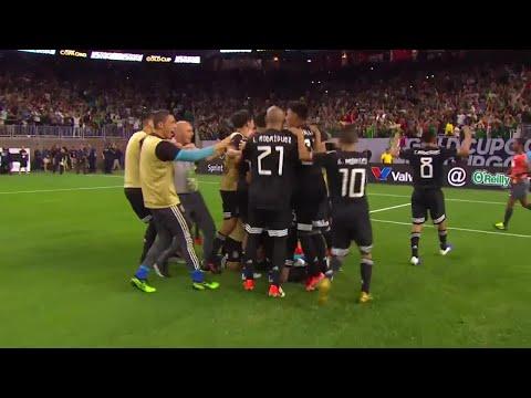 Mexico (1) 5 vs. Costa Rica (1) 4 - Gold Cup 2019
