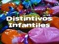Distintivos Infantiles Caramelitos (Regreso a Clase)