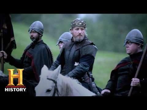 Vikings: Season 2 - 2 Minute Recap | History