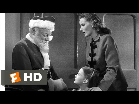 Miracle On 34th Street (2/5) Movie CLIP - Santa Won't Lie To Susan (1947) HD