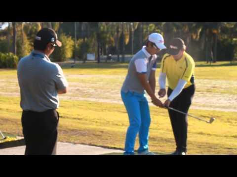 [Australian Golf Schools _ ANK GOLF] Junior Golf Lesson by ANK Ian Triggs