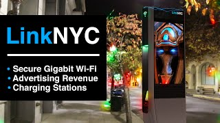LinkNYC | CityBridge + NYC