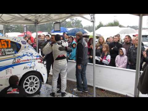 Patrick a terminé son Rallye: Arrivée au Zénith !