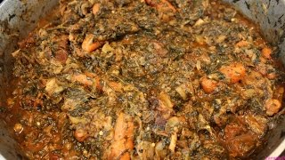 Hey Guys! Here's Another Great Recipe From My Kitchen To Yours. Legume is a famous dish in Haiti that most of us Haitians love. Am sharing the way I make min...