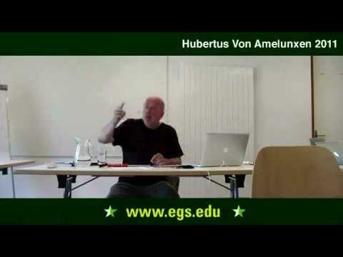 Hubertus von Amelunxen. Reproduktion und das Original. Echo und Narcissus. 2011
