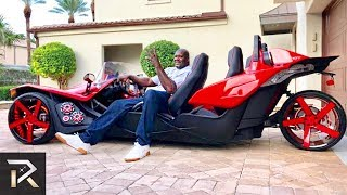 Video 10 Ridiculous Expensive Things Shaquille O'Neal Owns MP3, 3GP, MP4, WEBM, AVI, FLV Juni 2019
