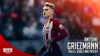 Antoine Griezmann - French Genius 2016 Skills,Goals & Passes |HD|