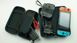 """Heute zeige ich euch 2 Taschen für eure Nintendo Switch, einmal eine große wo euer Controller und euer Netzteil reinpasst aber auch eine kleinere wo eure Powerbank und Ladekabel passt.Hier gibt es die große Tasche: http://amzn.to/2qa1udqHier gibt es die kleinere Tasche: http://amzn.to/2qaeMqr---Nichts verpassen wollen? Auf YouTube abonnieren: http://bit.ly/BehandlungszimmerFacebook: http://www.facebook.de/drunboxkingTwitter: http://www.twitter.de/DrUnboxKingInstagram: http://instagram.com/drunboxking/Twitch: http://www.twitch.tv/drunboxking/Privatpatient werden?http://www.drunboxking.de---Ehrlichkeit und Transparenz sind mir wichtig! Deswegen produziere ich meine Videos nach dem """"Der Eid des Doc"""" Prinzips! Alles Weitere auf http://DrUnboxKing.de/eidManche Links in der Videobeschreibung können Affiliate-Links sein. Wer mich unterstützen möchte, kann über die Links etwas kaufen! Das Coole ist, es kostet Euch keinen Cent mehr! Vielen Dank für Eure Unterstützung!Dieses Video beinhaltet eine Produktunterstützung von Supremery, Vielen Dank! Keine gekaufte Meinung, sondern ehrlich und transparent!---"""