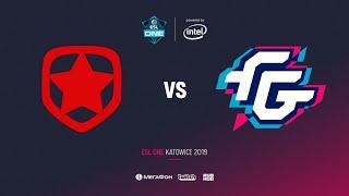 Gambit Esports vs Forward Gaming, ESL One Katowice 2019, bo2, game 1[Mortalles]