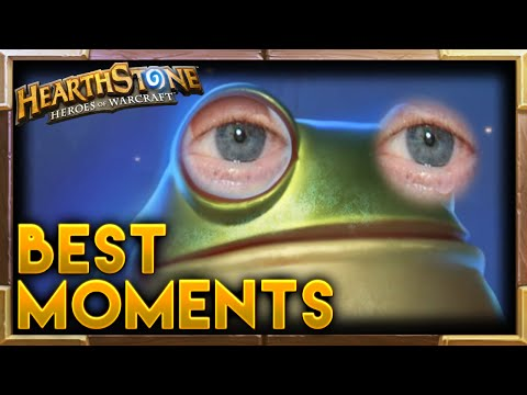 Hearthstone | Best Moments 41