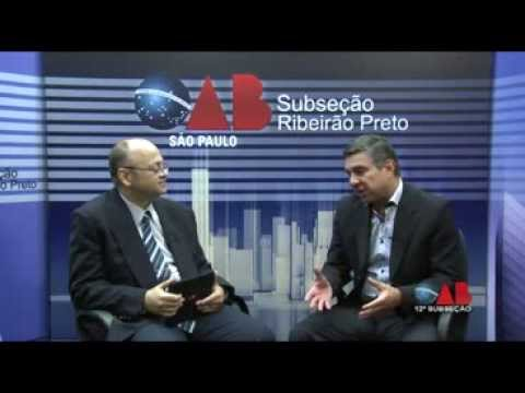 OAB na TV on Line Domingos Assad Stocco – Prestando Contas