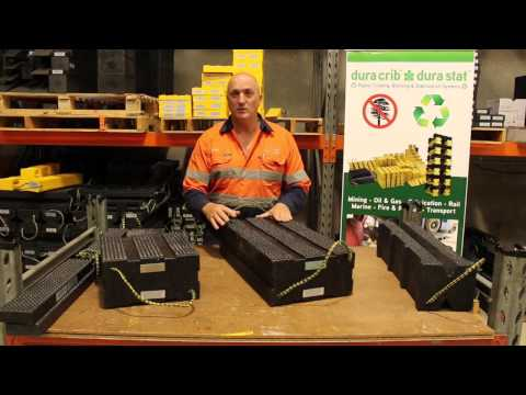 110 Ton Certified Jacking Block - The Slab Super Jacking Block